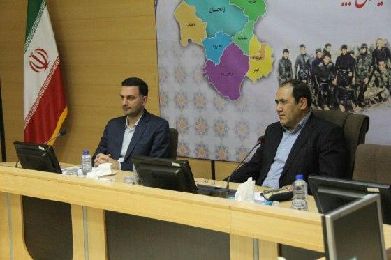 جلسه مدیران روابط عمومی ادارات استان در راستای هماهنگی برنامه های دهه مبارک فجر برگزارشد.