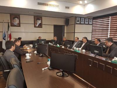 آخرین جلسه مدیرعامل با اعضای شورای معاونین و مدیران حوزه مدیرعامل شرکت آب منطقه ای زنجان برگزارشد.