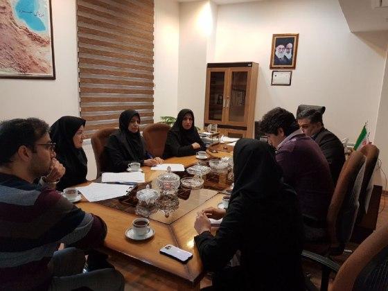 جلسه کمیته ورزش، بمناسبت برگزاری مسابقات ورزشی دهه مبارک فجر در شرکت آب منطقه ای زنجان برگزار شد.