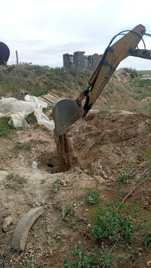 انسداد  11 حلقه چاه غیرمجاز از ابتدای سال تاکنون دراین شهرستان