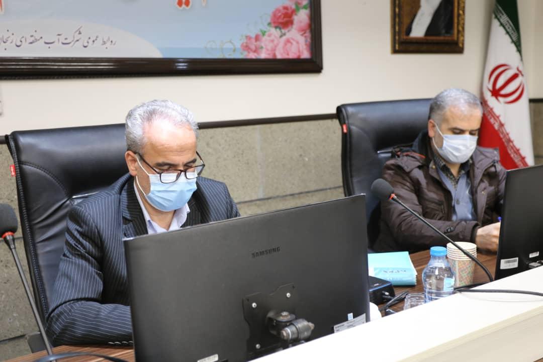 استاندار زنجان از طریق تلفن سامد(سامانه الکترونیکی ارتباط مردم با دولت)، پاسخگوی تماس تعدادی از شهروندان استان شد